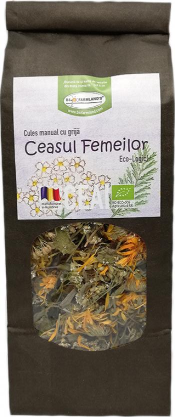 Ceai Ceasul femeilor 40g Bio/ECO Biofarmland Produse gourmet