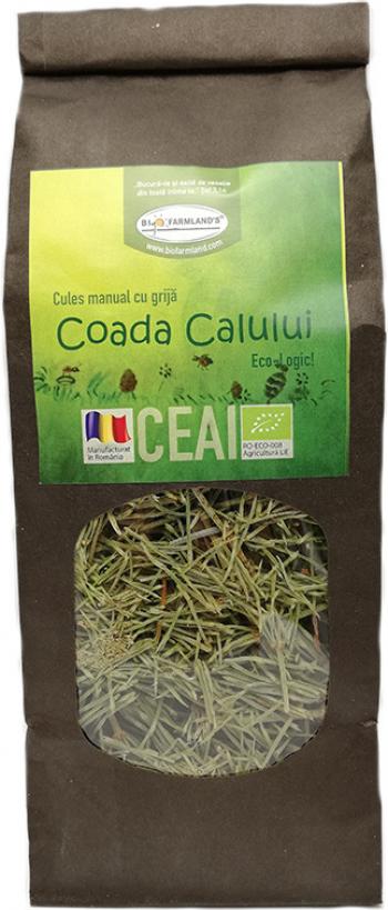 Ceai Coada Calului 40g Bio/ECO Biofarmland Produse gourmet