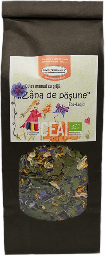 Ceai Zana de Pasune 40g Bio/eco Biofarmland Produse gourmet