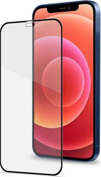 Folie sticla securizata Iphone 12 Pro Max 9D Full Glue Brand Mobile Tuning Folii Protectie