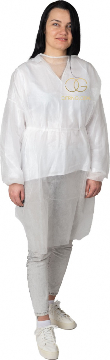 Halat unica folosinta TNT 25gr/m2 ambalat individual Articole protectia muncii