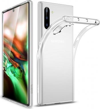 Husa Premium Ultra Slim Esr Essential Zero Samsung Galaxy Note 10 Transparenta silicon