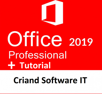 Microsoft Office Pro Plus 2019-Licenta Permanenta Criand Software Aplicatii desktop
