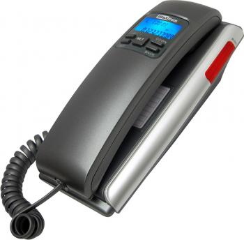 Telefon cu fir MaxCom KXT400 Grey Telefoane