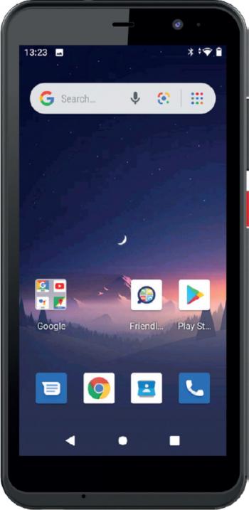 Telefon mobil Dual SIM MaxCom Smart MS515 8GB + 1GB RAM LTE Black Telefoane Mobile