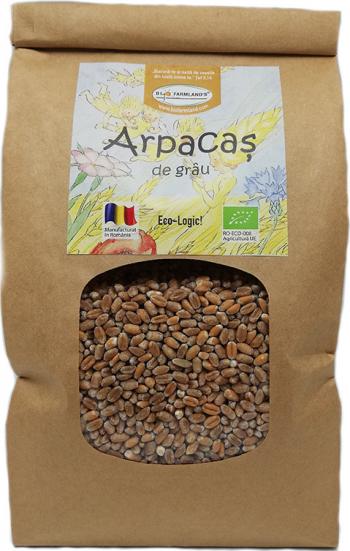 Arpacas din Grau 750g Bio/ECO Biofarmland Produse gourmet