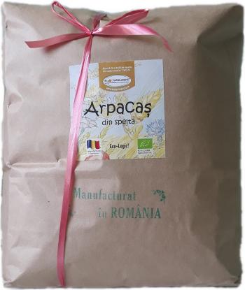 Arpacas din Spelta 5kg Bio/ECO Biofarmland Produse gourmet