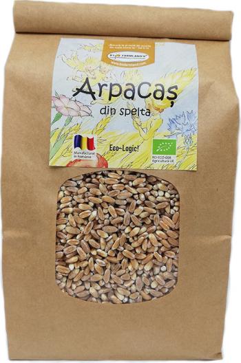 Arpacas din Spelta 750g Bio/ECO Biofarmland Produse gourmet