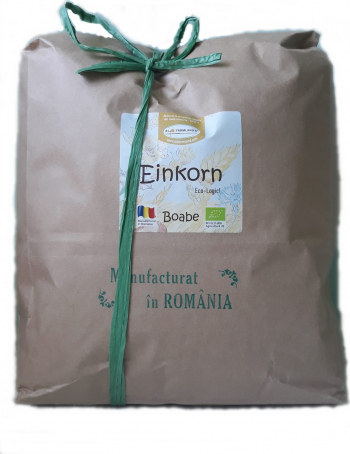 Boabe Einkorn Alac 5kg Bio/ECO Biofarmland Produse gourmet
