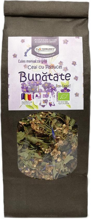 Ceai Paducel Bunatate 40g Bio ECO Biofarmland Produse gourmet