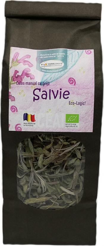 Ceai Salvie 40g Bio/ECO Biofarmland Produse gourmet