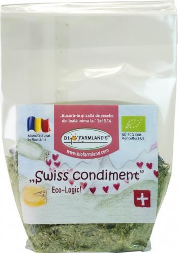 Condiment Swiss Condiment REFILL 15g BIO/ECO Biofarmland
