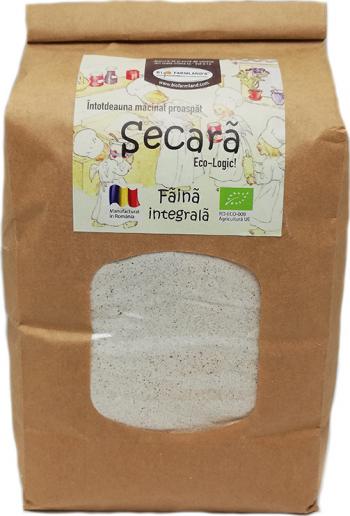 Faina Secara integrala 1kg Bio/ECO Biofarmland Produse gourmet