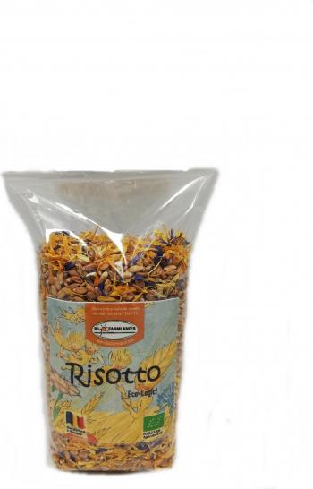 Risotto 250g Bio/ECO Biofarmland Produse gourmet