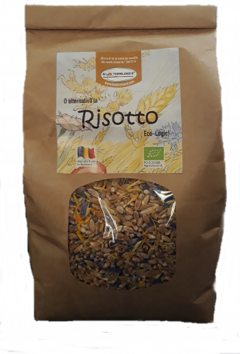 Risotto 750g Bio/ECO Biofarmland Produse gourmet