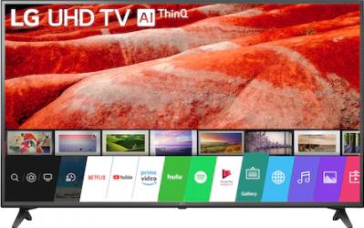 Televizor LG 49UM7050 123 cm Smart 4K Ultra HD LED Televizoare