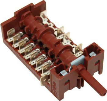 Comutator selector rotativ cuptor incorporabil Samsung BF1C6G043/BOL DG34-00008A echivalent Accesorii electrocasnice