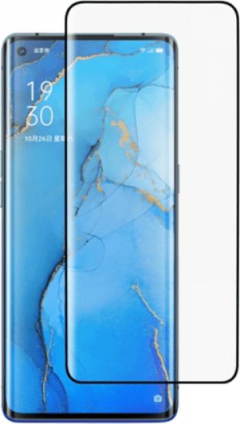 Folie sticla securizata OPPO RENO 3 PRO 9D Full Glue Brand Mobile Tuning Folii Protectie