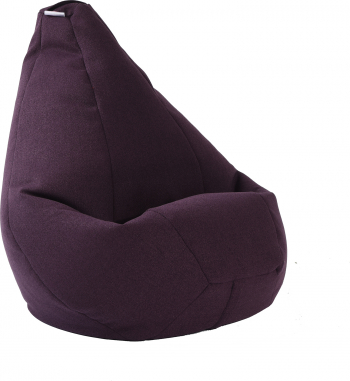 Fotoliu Pufrelax Mic Copii 4-14 ani Nirvana Light Fancy Purple Gama Premium Textil husa detasabila umplut cu perle polistiren Fotolii