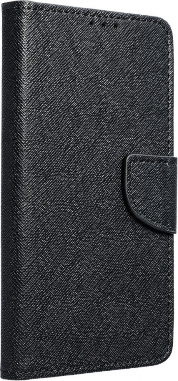 Husa Flip Carte Upzz Fancy Book Compatibila Cu Samsung Galaxy A21s Negru Huse Telefoane