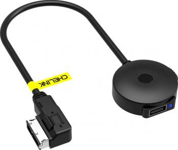 Cablu adaptor AMI MMI Bluetooth USB VW Audi Skoda 3G