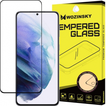 Folie sticla cu rama - Huawei P Smart S Folii Protectie