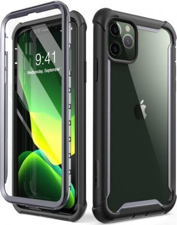 Husa Premium Originala 360 Grade Supcase Iblason Ares iPhone 11 Pro Max Negru Huse Telefoane