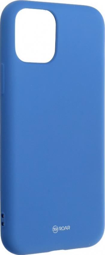 Husa Spate Silicon Roar Jelly Compatibila Cu iPhone 11 Pro Navy Albastru Huse Telefoane