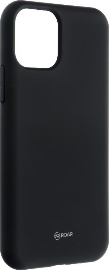 Husa Spate Silicon Roar Jelly Compatibila Cu iPhone 11 Pro Negru Huse Telefoane