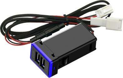 Incarcator tip Priza auto USB cu dubla incarcare rapida 3.1A Quick Charge 3.0