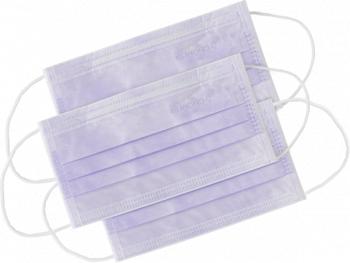 Masti medicale EURONDA Monoart lila 50 buc Masti chirurgicale si reutilizabile