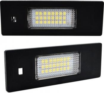 Set 2 Lampi Led Numar Inmatriculare BMW E87 E81 E63 E64 Z4 E85 E86 F20