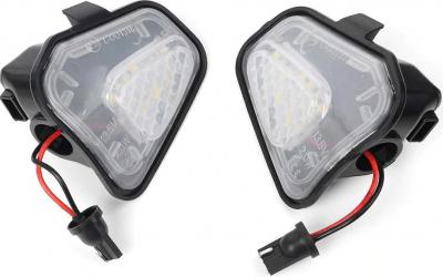 Set doua lampi LED oglinda lumina exterioara VW Passat CC EOS Scirocco Passat B7