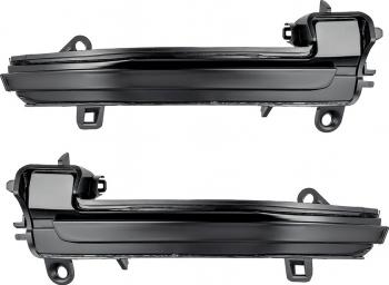 Set semnalizare secventiala dinamica oglinda laterala BMW F20 F30 F31 F21 F22 F23 F32 F33 F34 X1 E84