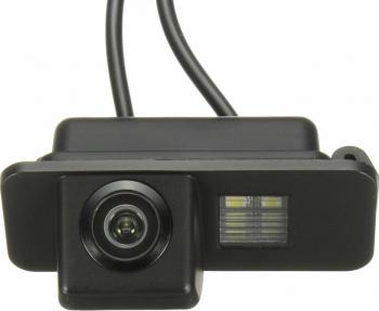 Camera Dedicata FORD MONDEO FIESTA FOCUS S Max Kuga Waterproof pentru lampa de la numar Alarme auto si Senzori de parcare