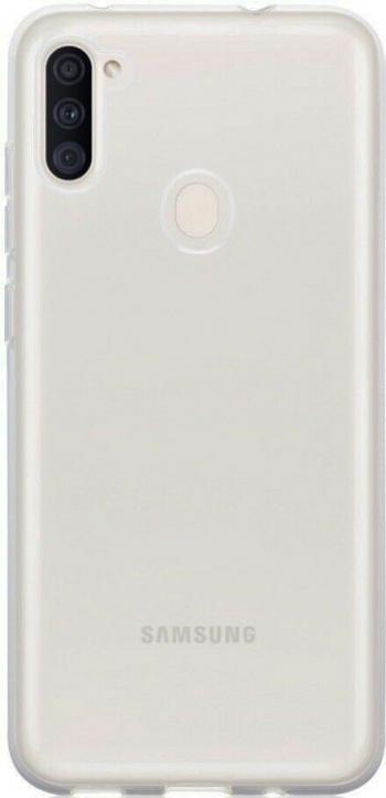 Husa IAO Transparenta din SIlicon Optim Clear Compatibila Samsung Galaxy M11