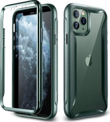 Husa Premium 360 Grade Esr Hybrid Armor Pentru iPhone 11 Pro Cu Protectie Pe Ecran Verde Huse Telefoane