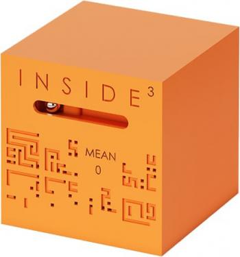 Cub Labirint 3D - Mean 0 Jocuri de Societate