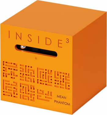 Cub Labirint 3D - Mean Phantom Jocuri de Societate