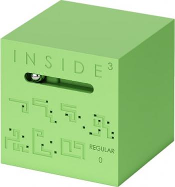 Cub Labirint 3D - Regular 0 Jocuri de Societate