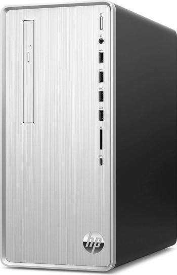 HP Pavilion TP01-1038ng Desktop PC Core i5-10400F 8GB DDR4 512GB SSD nVidia Geforce GTX1650 4GB DVD