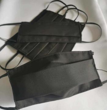 Masca protectie reutilizabila din bumbac 3 straturi ACD504 - 23h Events Masti chirurgicale si reutilizabile