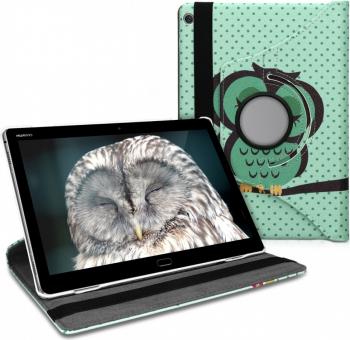 Husa pentru Huawei MediaPad M3 Lite 10 Piele ecologica Multicolor 43416.04
