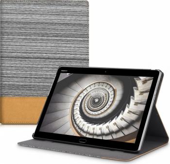 Husa pentru Huawei MediaPad M3 Lite 10 Textil Gri 41995.25