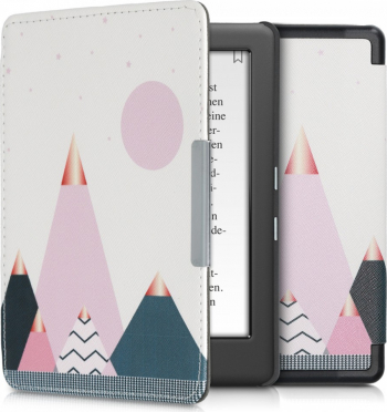 Husa pentru Kobo Glo HD  Touch 2.0 Piele ecologica Multicolor 34348.33 Huse Tablete
