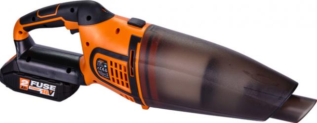 Aspirator cu acumulator FUSE VVC 6020 + accesorii fara baterie si incarcator VILLAGER Aspiratoare, Suflante si Tocatoare