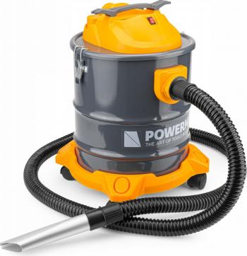 Aspirator de cenusa electric 1650W capacitate 20L Powermat PM-ESP-2000M FC