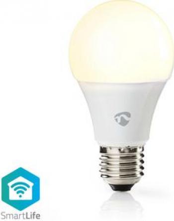 Bec LED Smart WiFi E27 800 lm 9W 2700 K Nedis Corpuri de iluminat