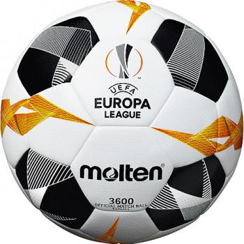 Minge fotbal Molten F5U3600-G9 UEFA Europa League