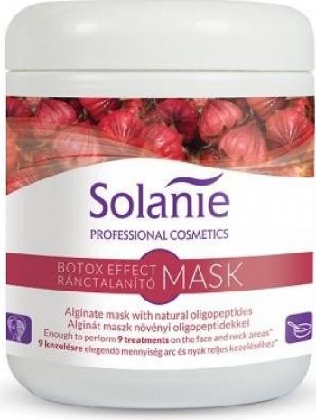 Masca alginata antirid pentru 9 tratamente Solanie Botox Effect 90 g